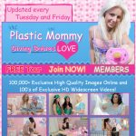 Plastic Mommy Pay With