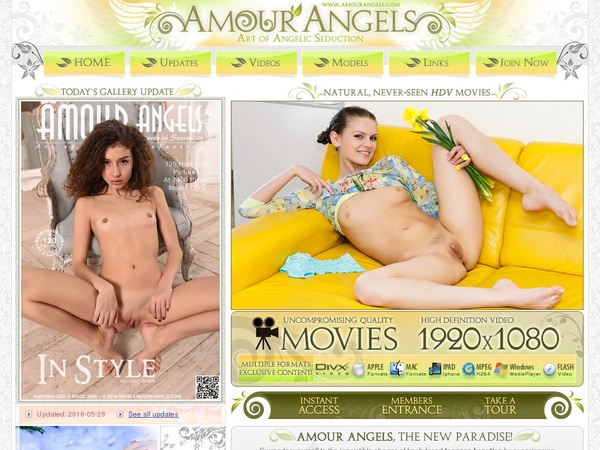 Amourangels.com Discount Membership Link