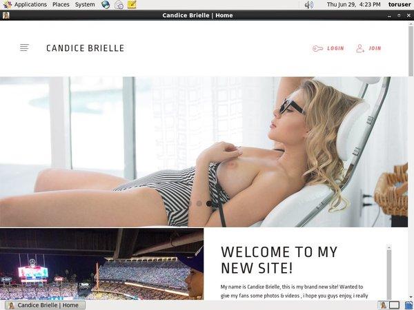 Free Candicebrielle.com Promo