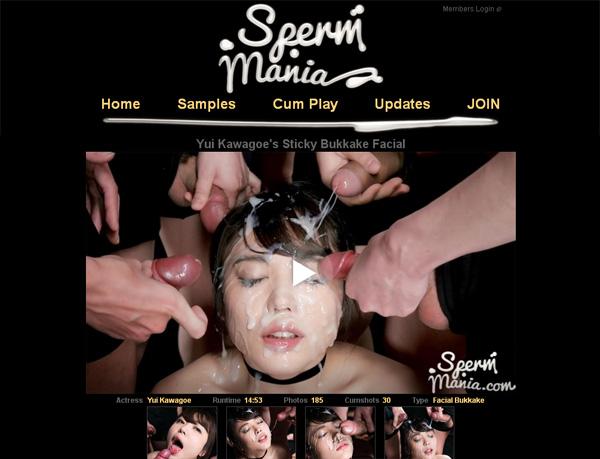 Spermmania.com Updates